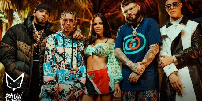 Fantasías Remix (Video Oficial) – Rauw Alejandro, Anuel AA, Natti Natasha Ft. Farruko y Lunay
